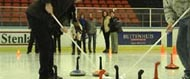 CURLING CLINIC